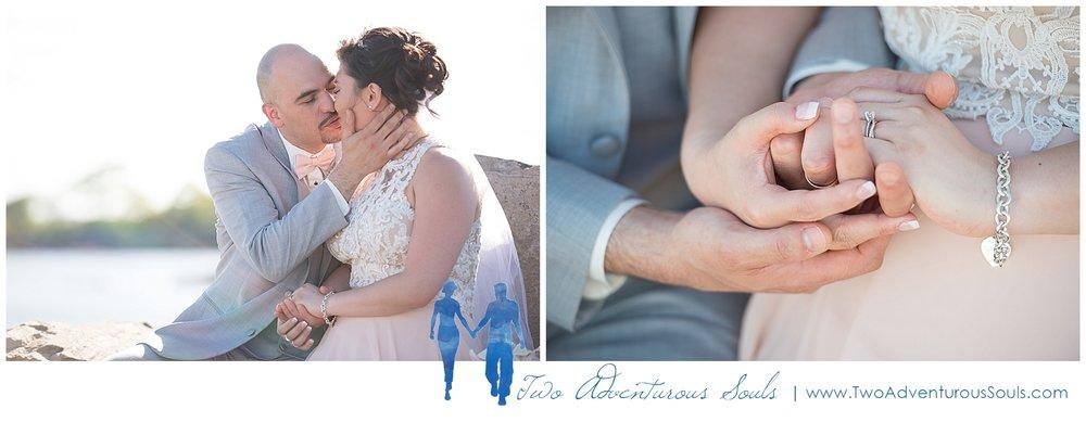 Harborview at Jones Landing Wedding by Maine Wedding Photographers - 31