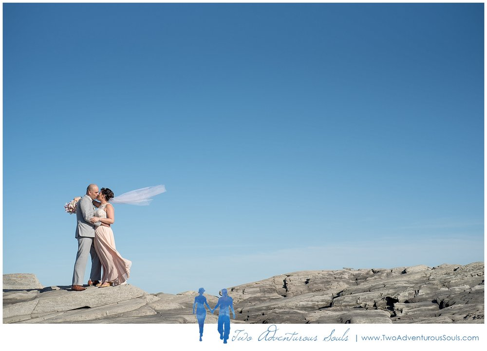 Harborview at Jones Landing Wedding by Maine Wedding Photographers - 32