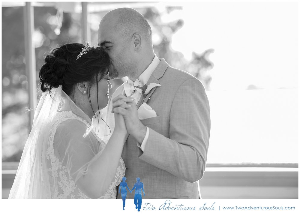 Harborview at Jones Landing Wedding by Maine Wedding Photographers - 34