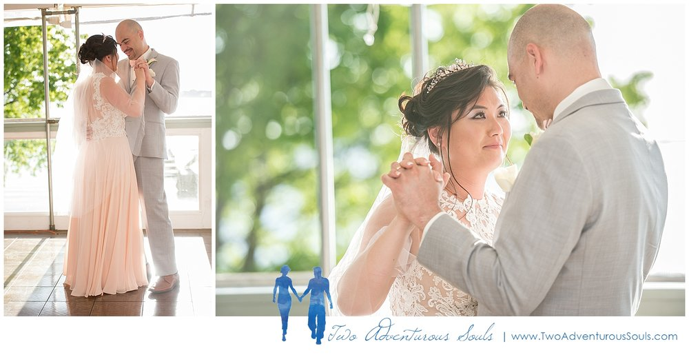 Harborview at Jones Landing Wedding by Maine Wedding Photographers - 33