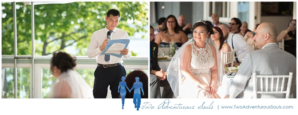 Harborview at Jones Landing Wedding by Maine Wedding Photographers - 35