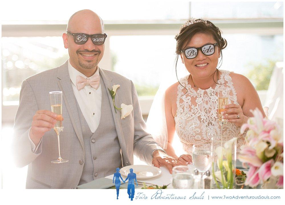 Harborview at Jones Landing Wedding by Maine Wedding Photographers - 36