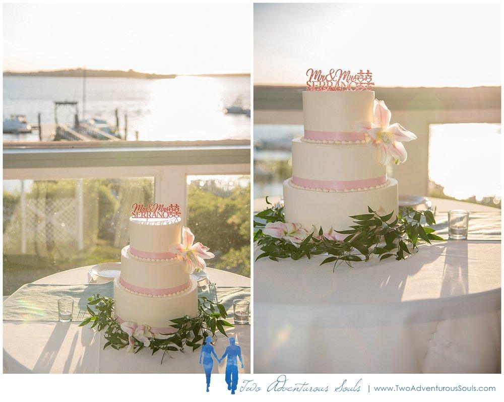 Harborview at Jones Landing Wedding by Maine Wedding Photographers - 38