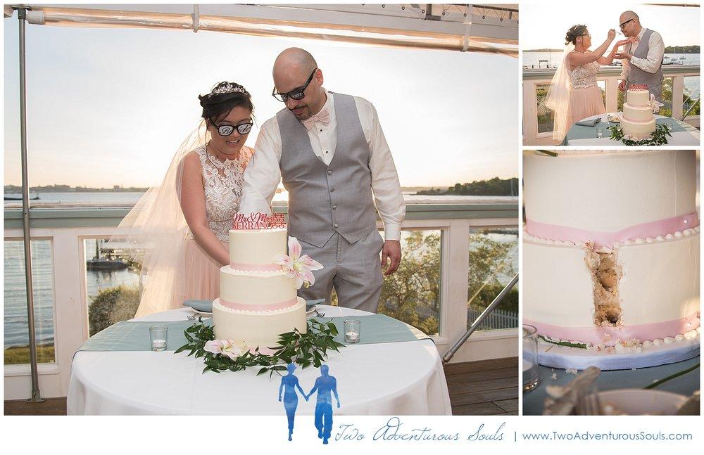Harborview at Jones Landing Wedding by Maine Wedding Photographers - 39