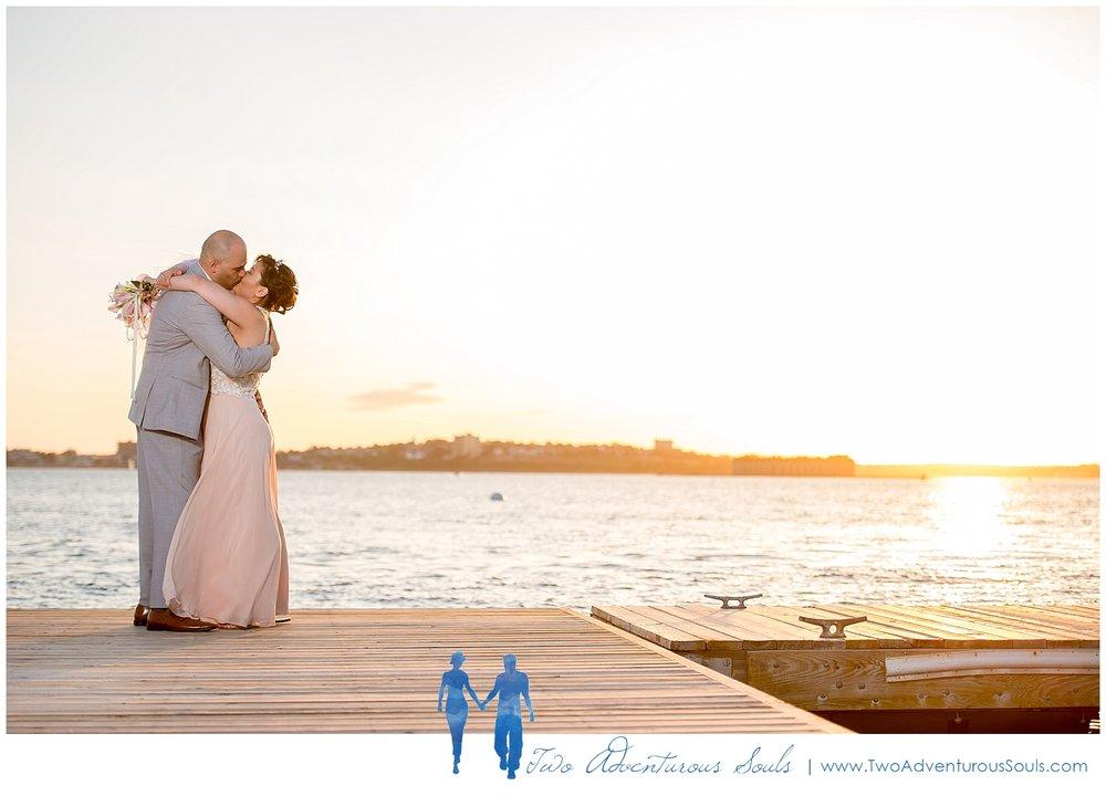 Harborview at Jones Landing Wedding by Maine Wedding Photographers - 41