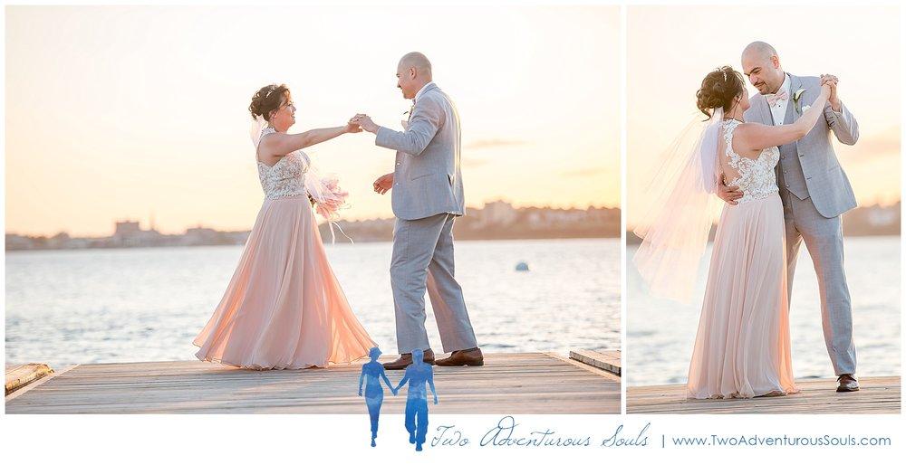 Harborview at Jones Landing Wedding by Maine Wedding Photographers - 42