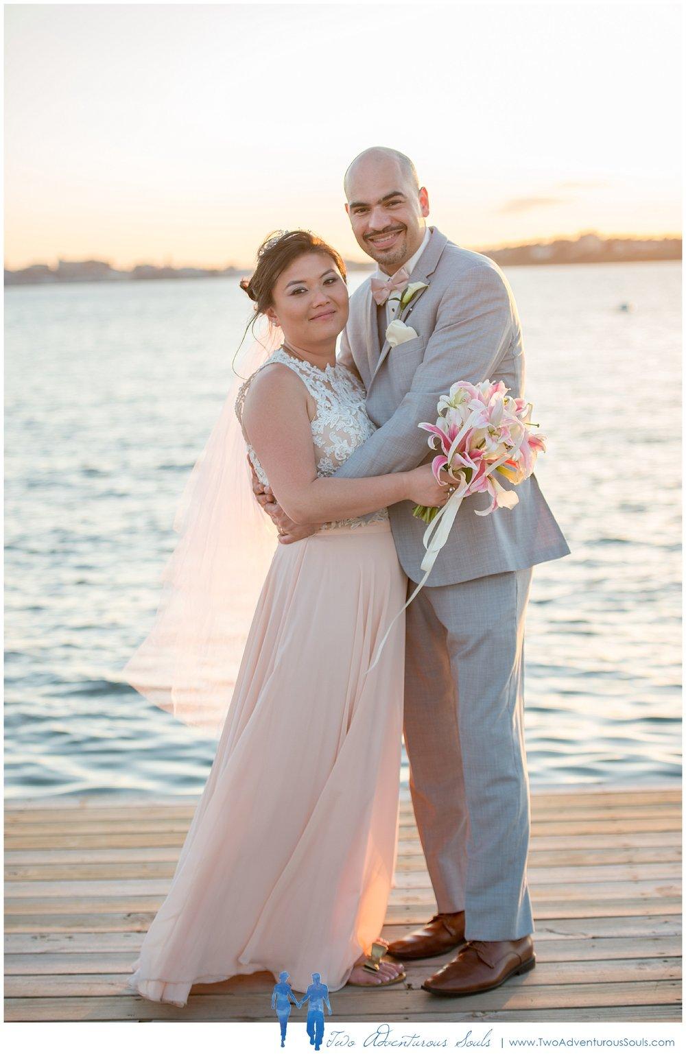 Harborview at Jones Landing Wedding by Maine Wedding Photographers - 43