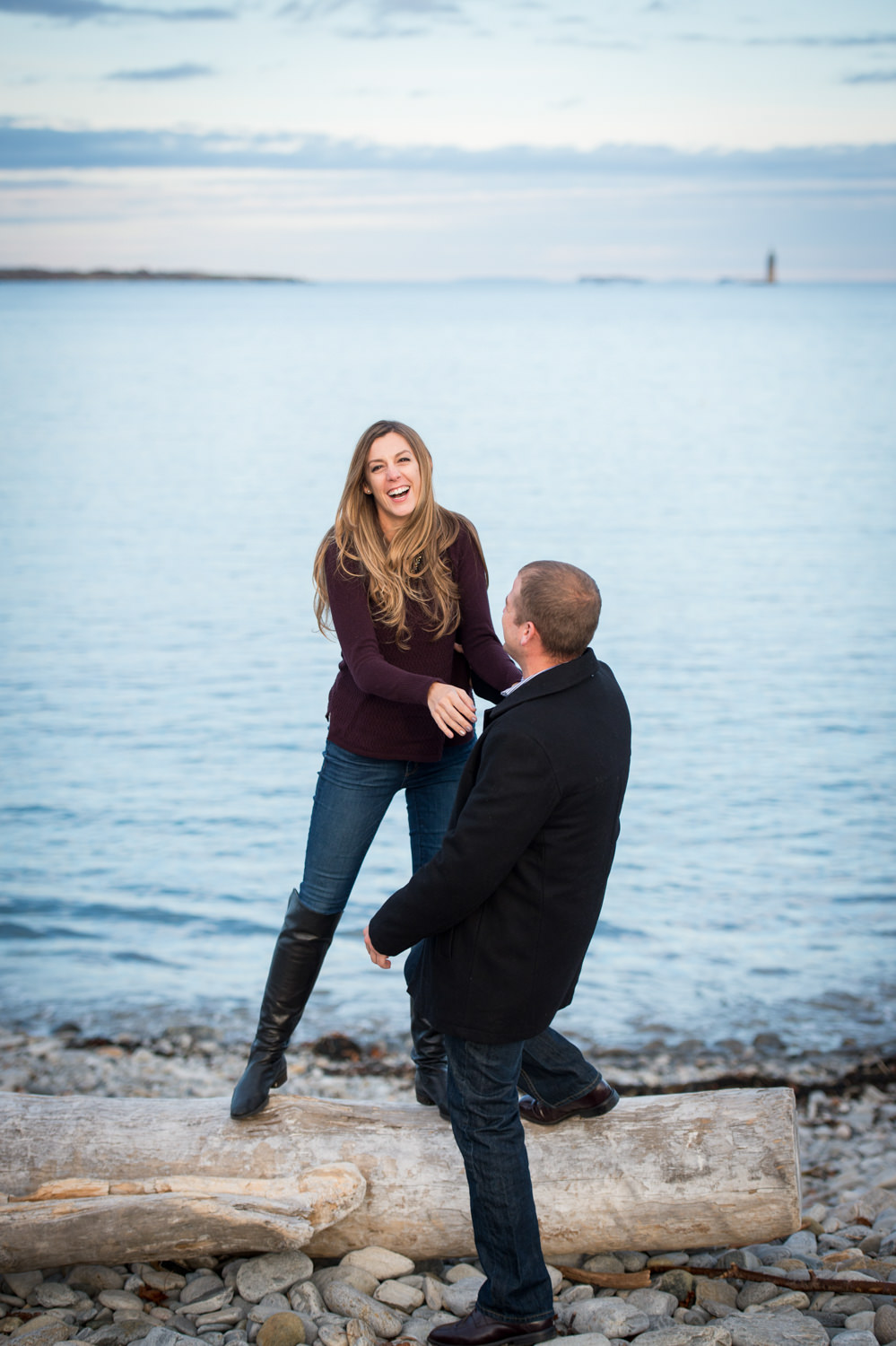 Maine and Destination Wedding Photographer - Engagement Session-11.jpg