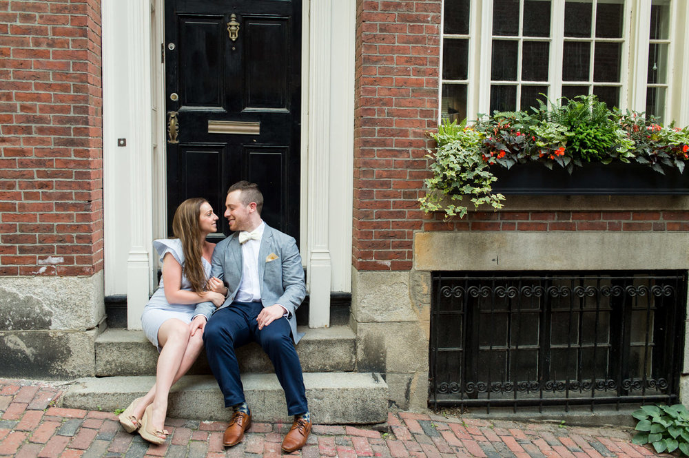 Maine and Destination Wedding Photographer - Engagement Session-23.jpg