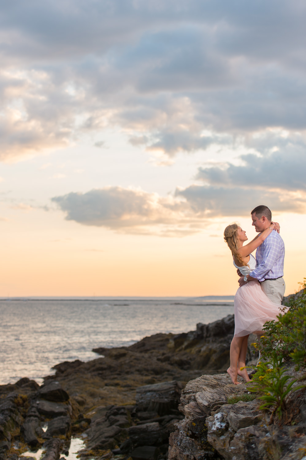 Maine and Destination Wedding Photographer - Engagement Session-31.jpg