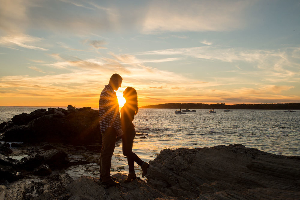 Maine and Destination Wedding Photographer - Engagement Session-34.jpg