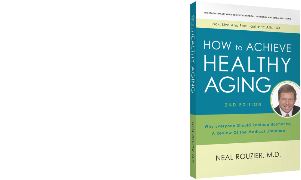 How to Achieve Healthy Aging is the revolutionary guide to restore physical, emotional, and sexual well-being.  -