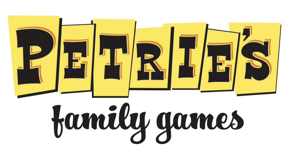 """Petrie's Family Games - Petrie's WebsiteIt was a simple concept: offer a bright atmosphere where families and kids can feel just as comfortable as the seasoned gamers. Turn the idea of a retail store on its head by incorporating a """"community center"""" vibe. Make everyone who walks through the door feel as though they have a whole new group of friends—and a place to get to know them through the interactive art of gaming."""