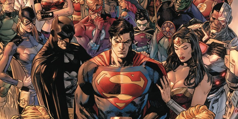 Image from Heroes in Crisis. Owned by DC Comics.