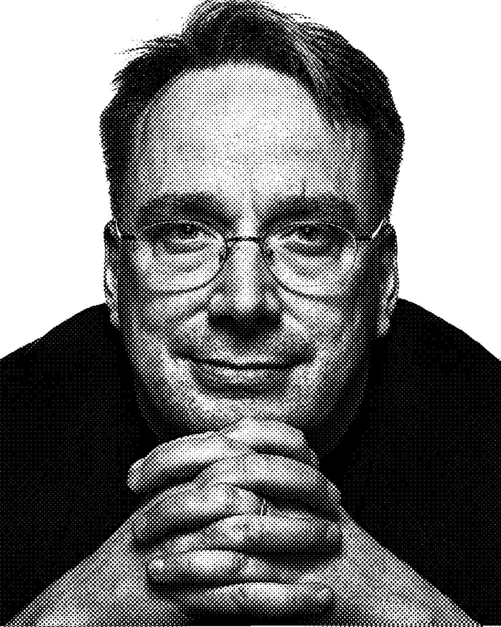 Linus Benedict Torvalds  ( 28 de diciembre  de  1969 ,  Helsinki ,  Finlandia ) es un  ingeniero de software  finlandés  estadounidense , conocido por iniciar y mantener el desarrollo del  kernel (en español,  núcleo )  Linux , basándose en el  sistema operativo  libre  Minix  creado por  Andrew S. Tanenbaum  y en algunas herramientas, varias utilidades y los  compiladores desarrollados por el  proyecto GNU . Actualmente es responsable de la coordinación del proyecto.