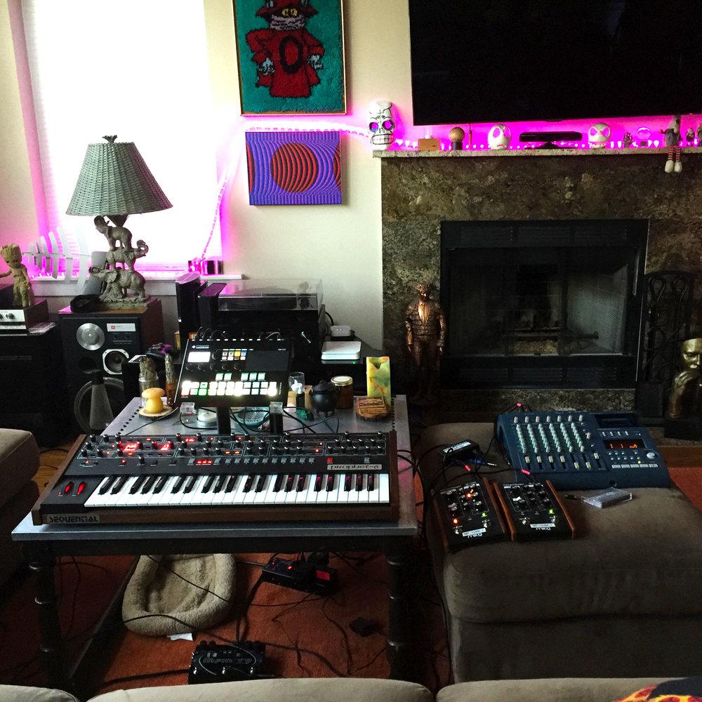 Recording Continuous