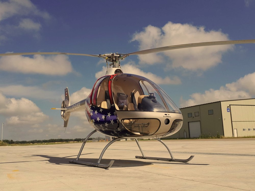 - Helicopter Flight Training