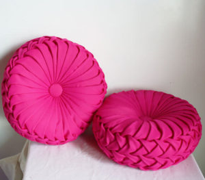 fuchsia pillows