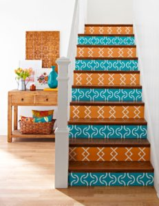 stencil staircase
