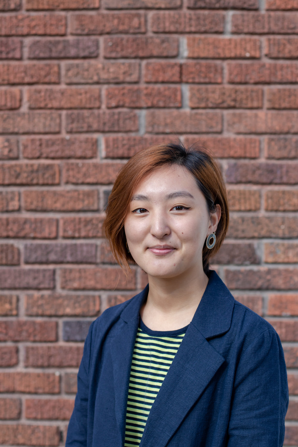Eunjin Cho   Product Development Intern & Sewist
