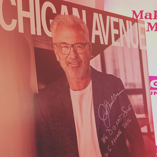 #mediaevents #Chicagotvcrew #mediaproduction #tvcrew #michiganavenuemagazine #joemaddon #chicagocubs
