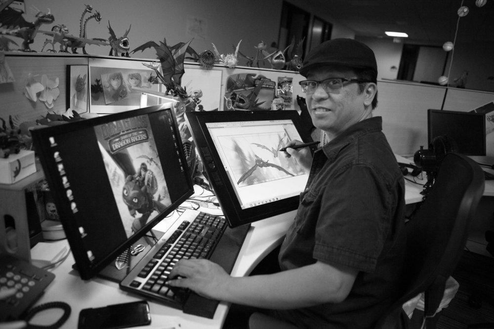 Peter Paul- Storyboard Artist