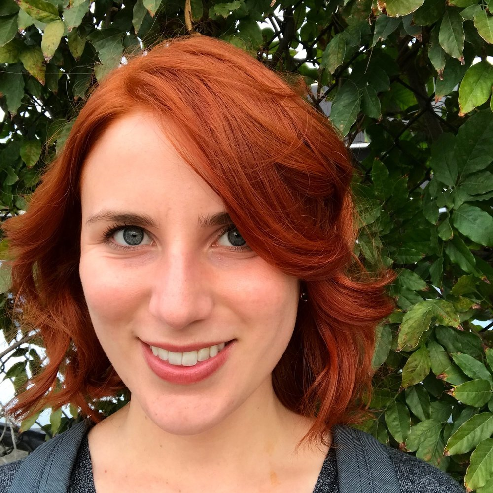Melanie Hoffman- Producer
