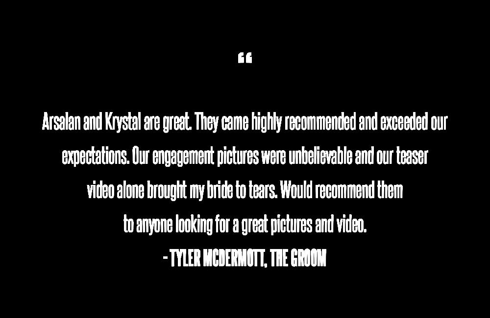 Tyler McDermott, The Groom Testimonial Quote.png