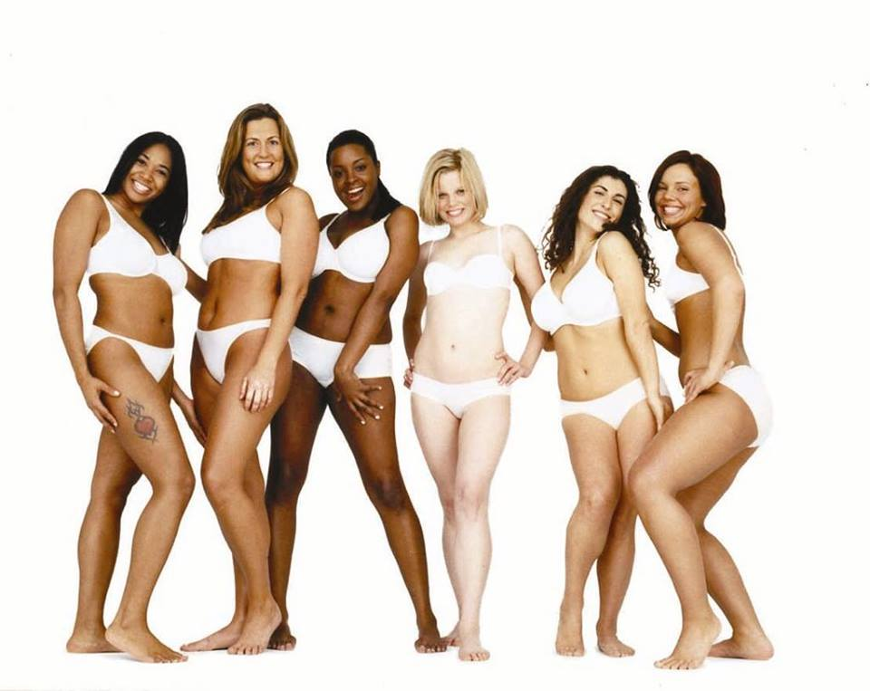 Dove Women: Campaign for Real Beauty
