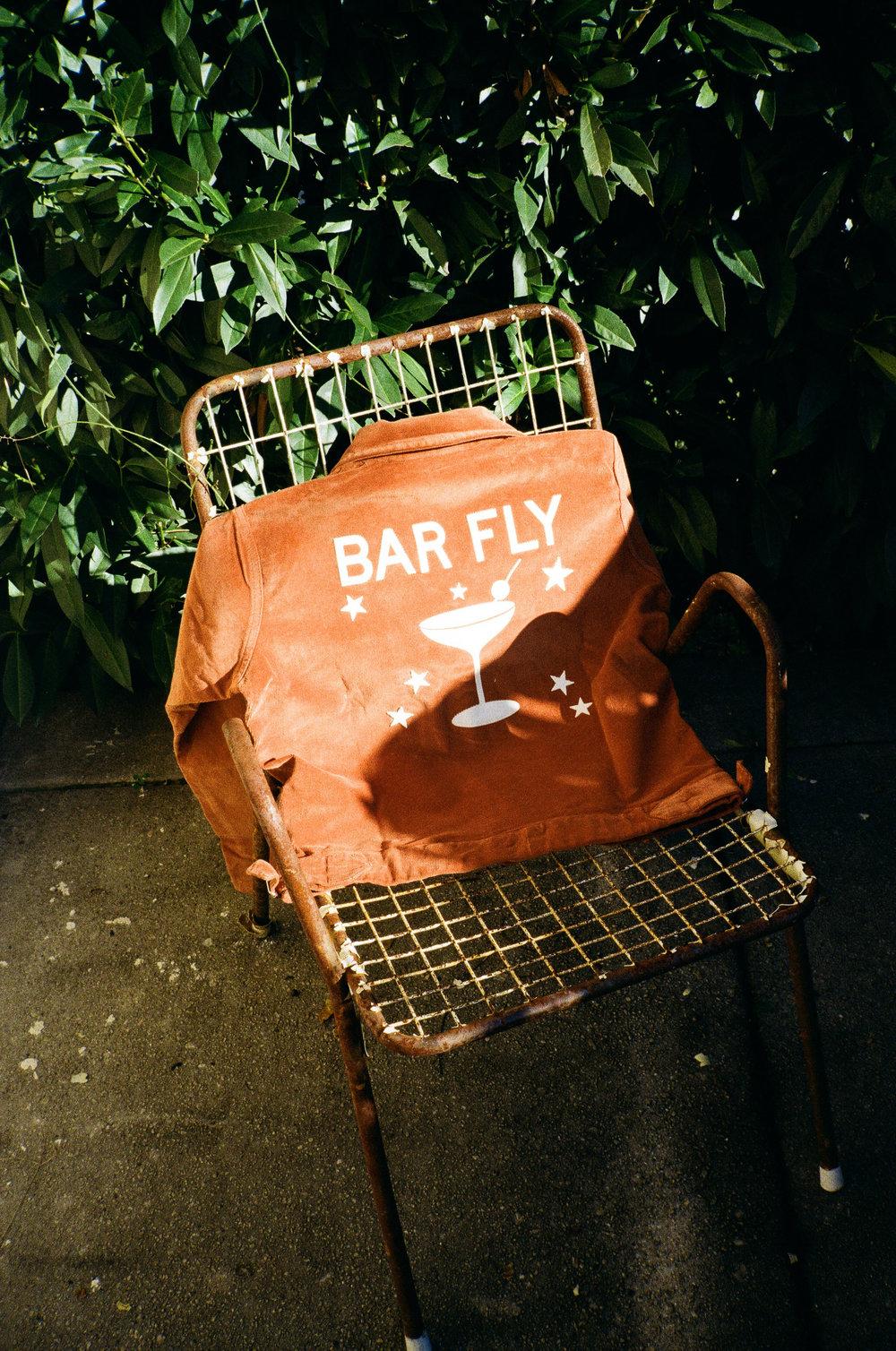 BarFly Postal Jacket