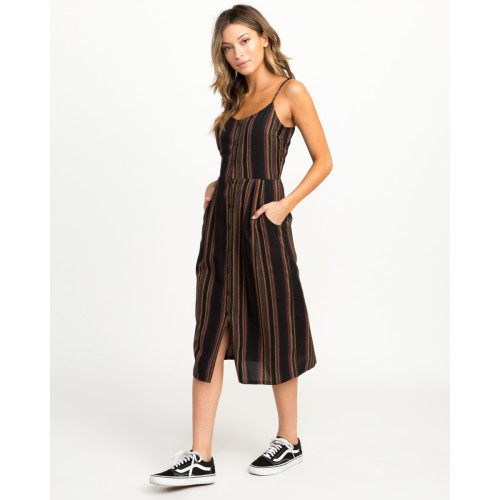 RVCA Medway Striped Midi Dress.jpg
