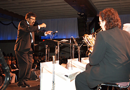 David Baker - Jazz composer, performer, pedagogue and educator.