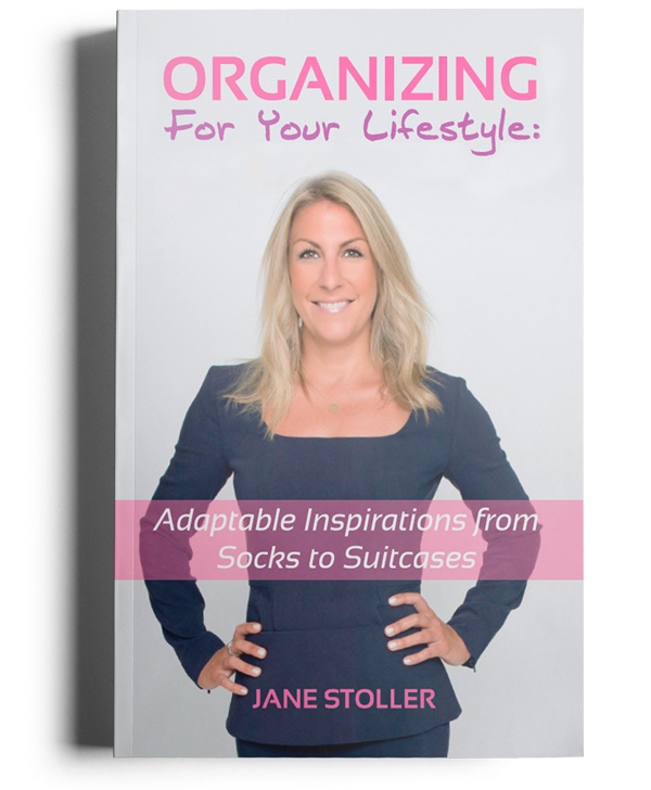 Jane Stoller is a critically-acclaimed author, speaker, and life-biz organizer.