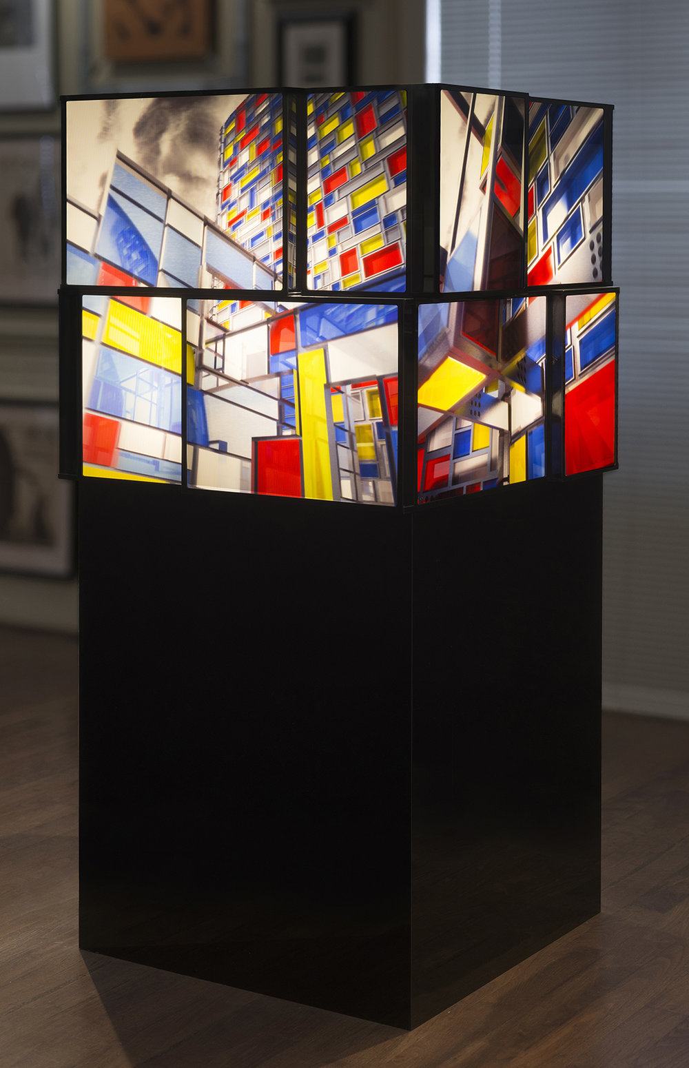 Nouveau Nouvel: Mondrian as Muse, 2014