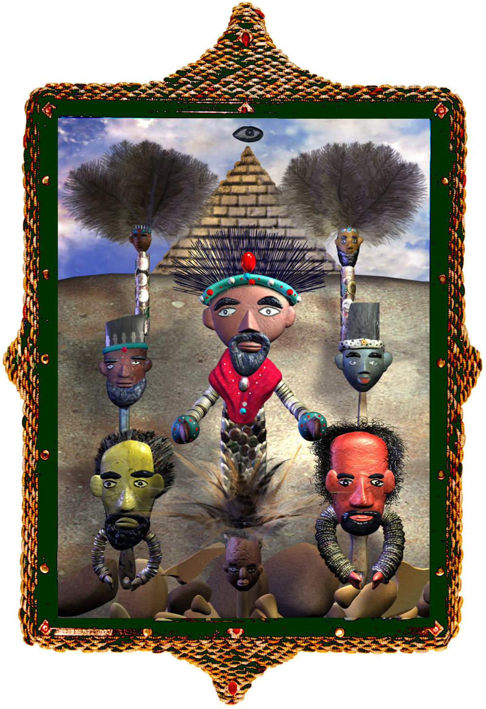 The Third Eye of Mr. I., 2002