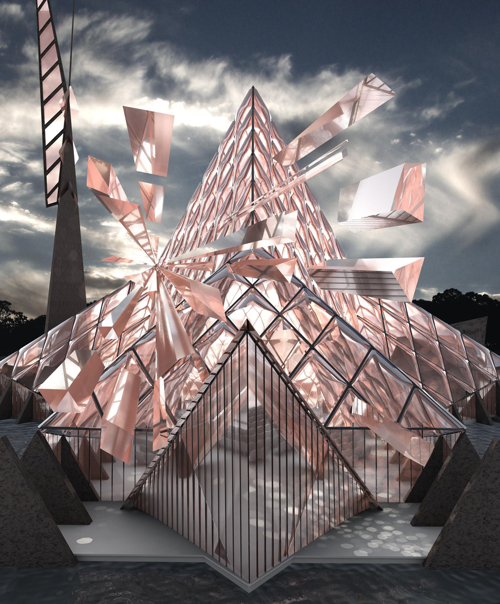 Perfect Prisms: Crystal Chapel, 2009