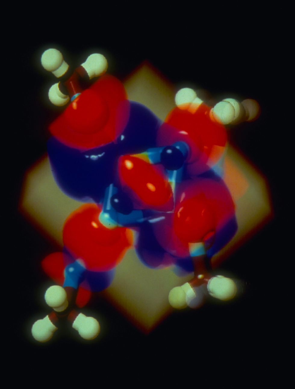 Iron Sulfur Cluster, 1990