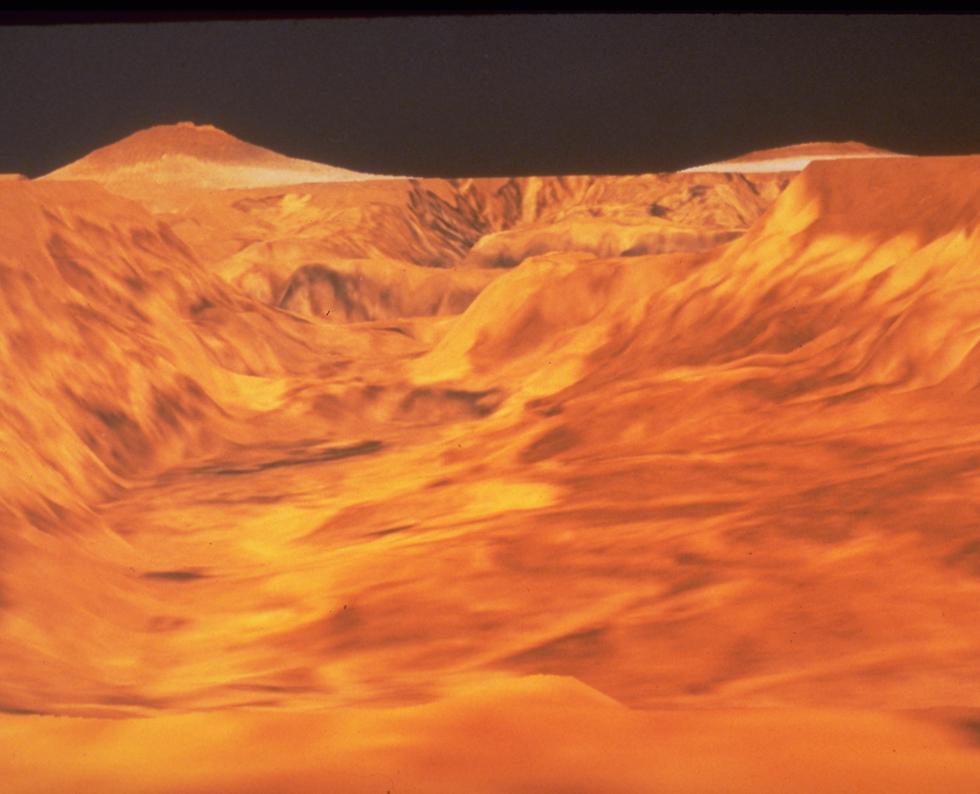 Mars, 1990