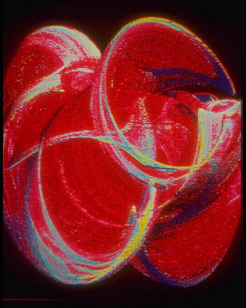 Strange Attractor, 1989