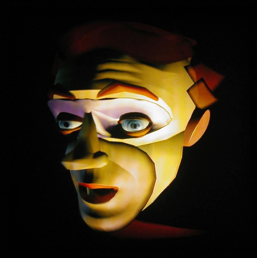 Virtual Bust/Roscoe, 1993