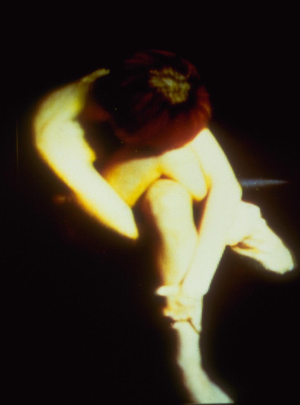 Color Nude Study, 1987