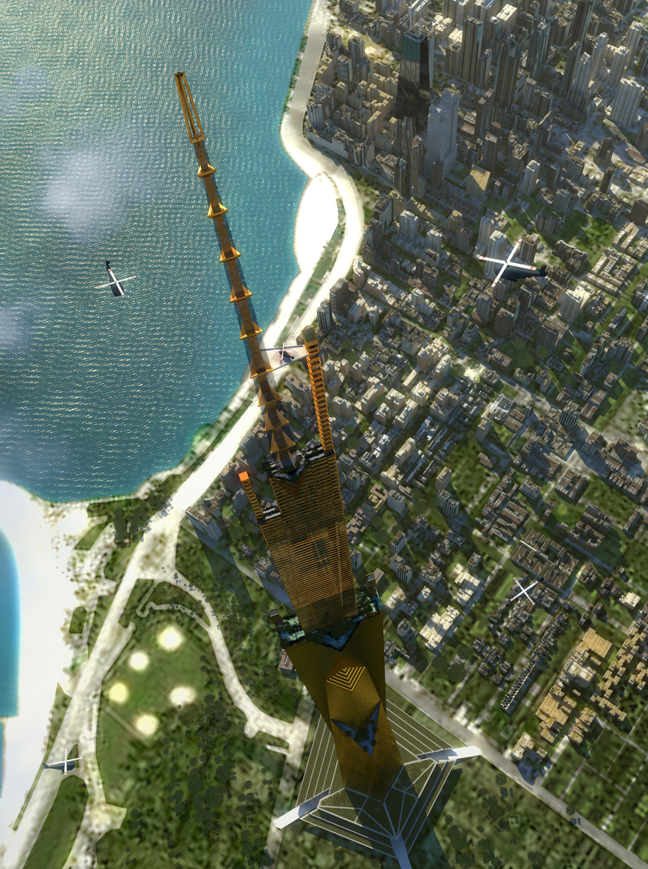 Vertical Mile, 2009