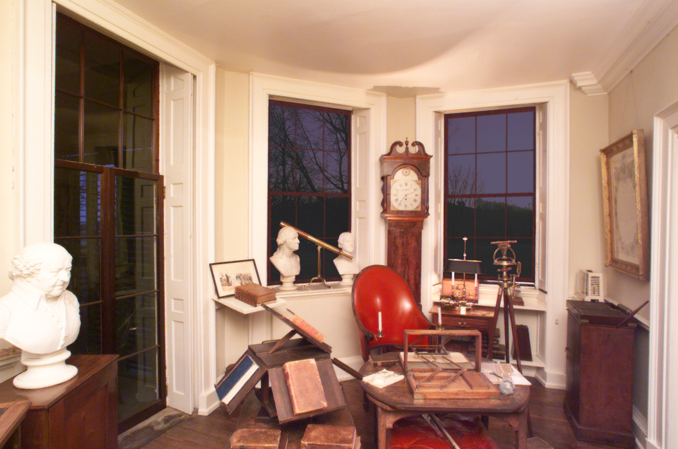 Monticello Study, 2003