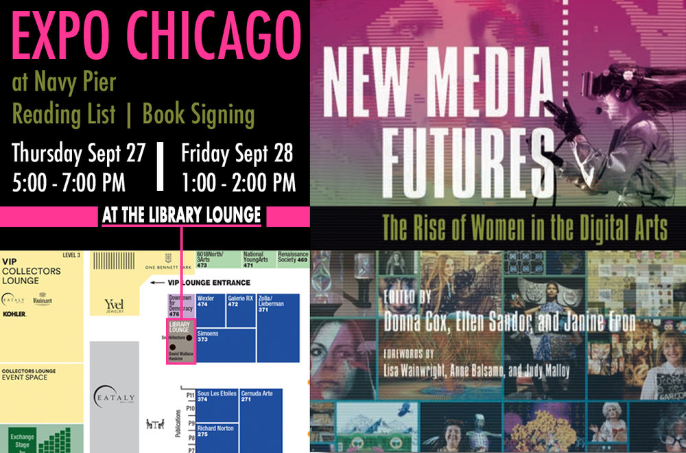 EXPO Chicago Book Signing