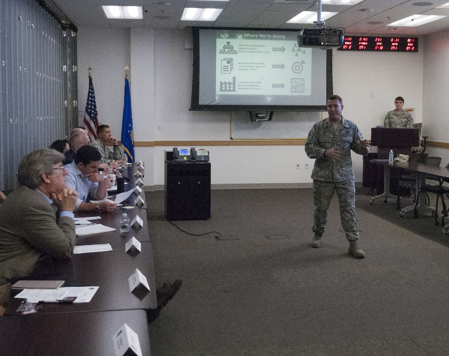 Beale Fosters Modernization With The Defense Innovation Board