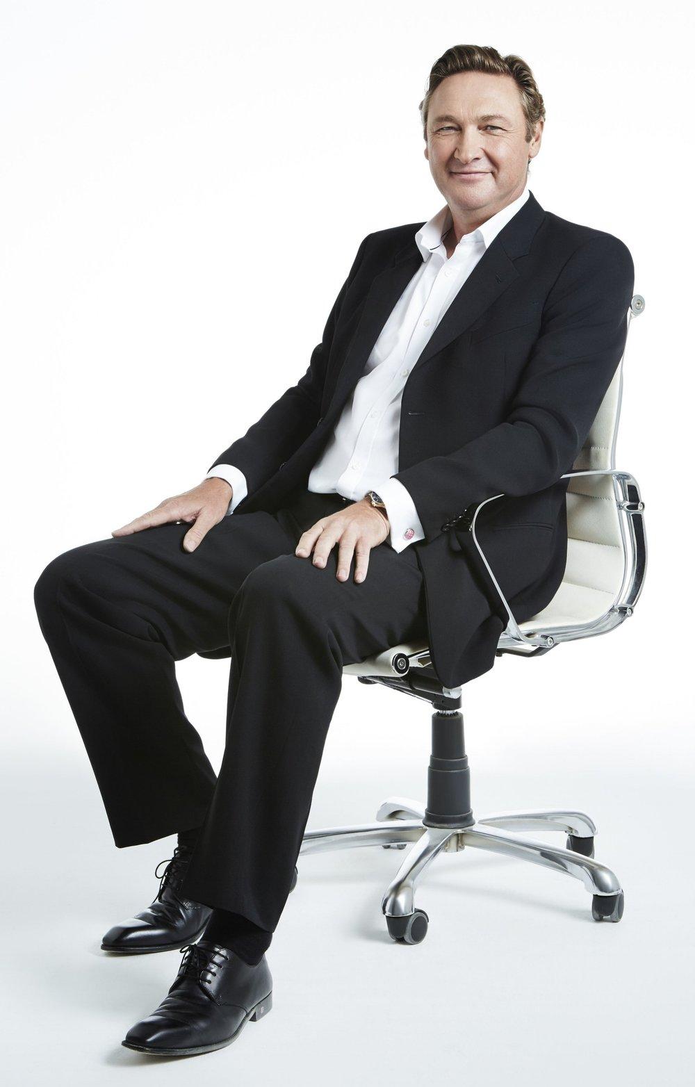 Dr Michael Ryan The UK Hair Doctor