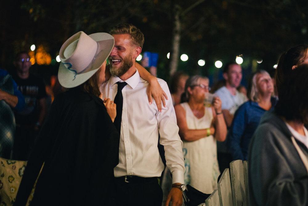 Festival couple | Image courtesy of Adj Brown
