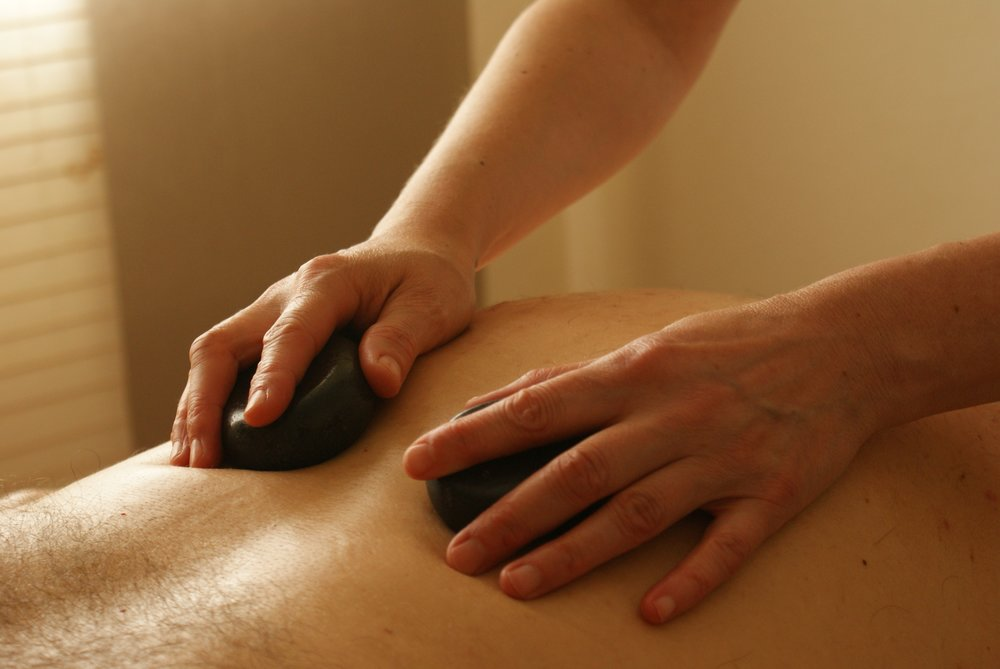 Who will benefit from Hot Stones Massage? - Anyone who is experiencing muscle tension and pain, insomnia, or stress may benefit from a hot stone massage.Specific benefits include:* eases muscle tension* relieves stress and anxiety* promotes relaxation and sleep* improves circulation and boosts immune response