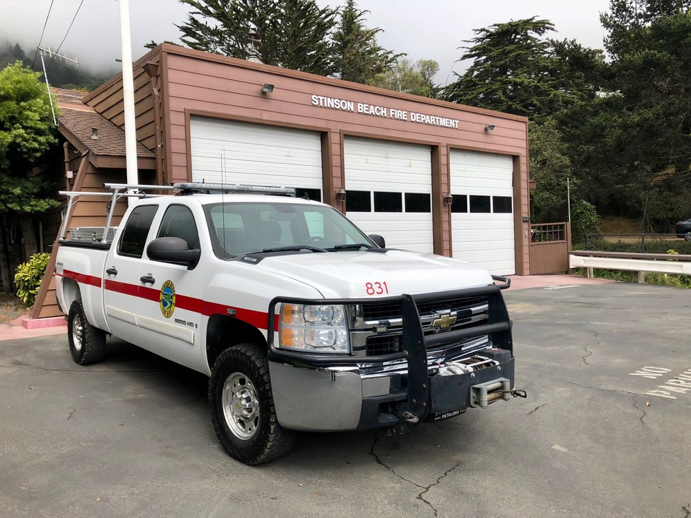 west marin firefighters and housing