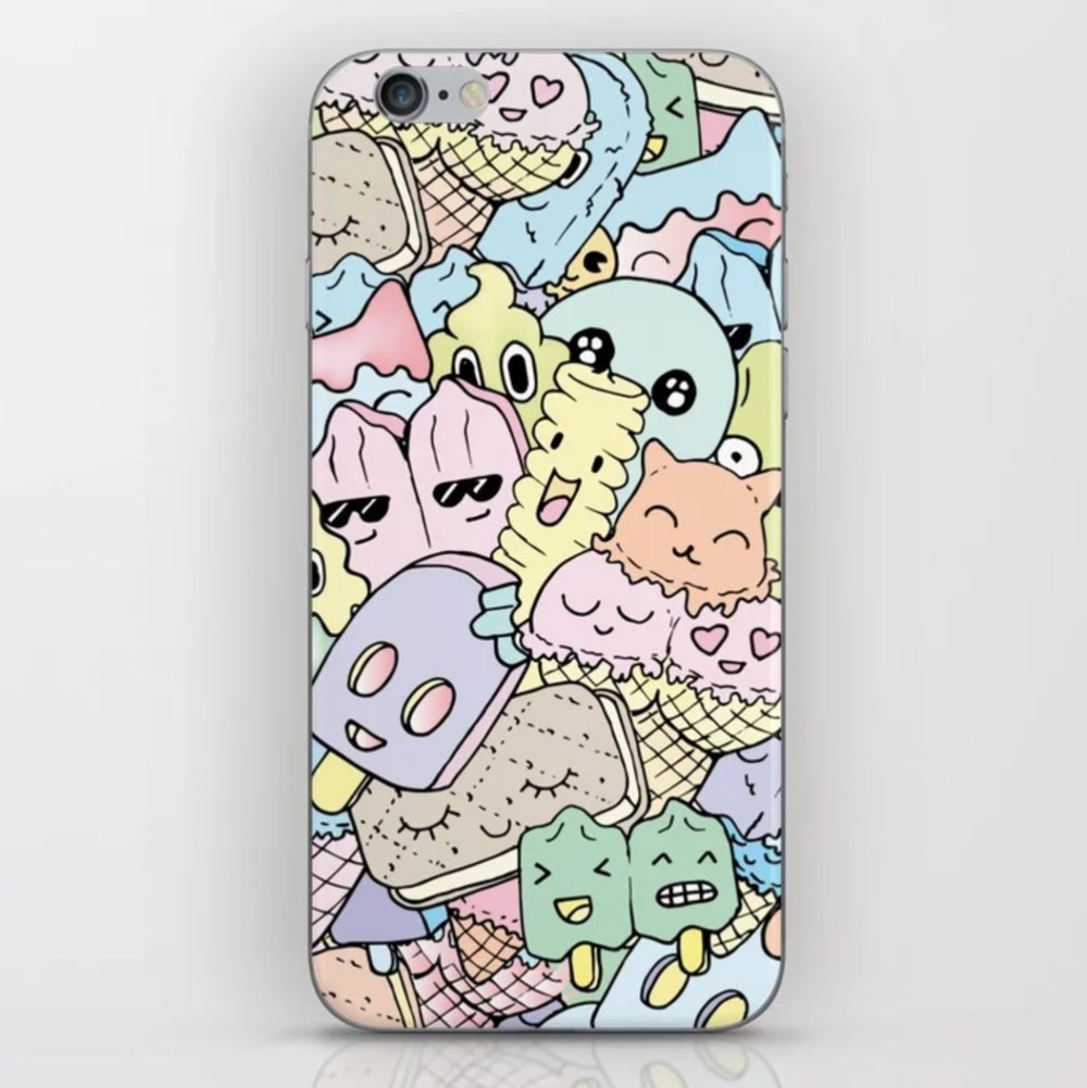 Popsicles @ Society6.  Shop  here.